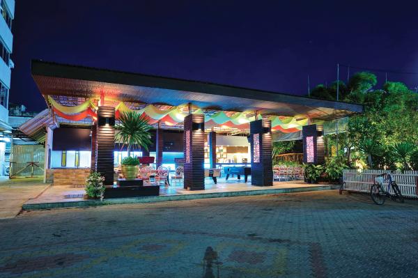 Garden Terrace Restaurant - Jomtien Garden Hotel & Resort